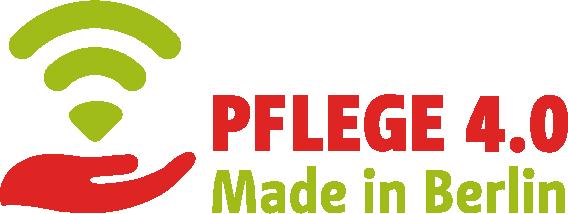 Pflege 4.0 Logo